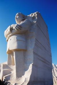 The Martin Luther King, Jr. Memorial in Washington DC, USA