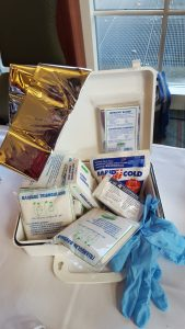 First Aid Kits Large Hard Case
