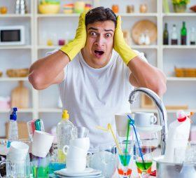 kitchen germs
