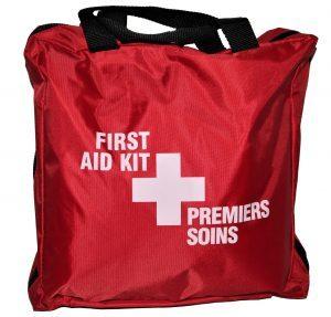 First Aid Kit – Small – Life's Emergency Training – Hamilton