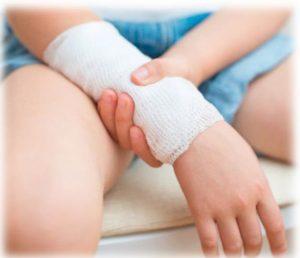Bleed injury