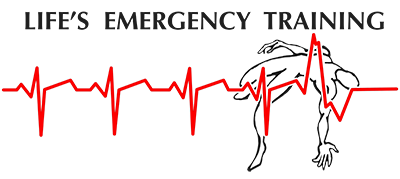 Life's Emergency Training Logo