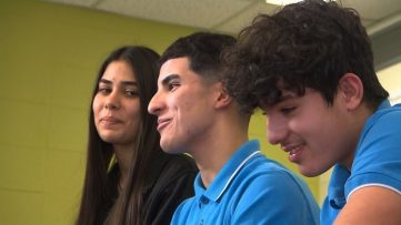 Montreal teens save teacher with defibrillator