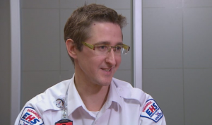 AED Saves lives before paramedics arrive