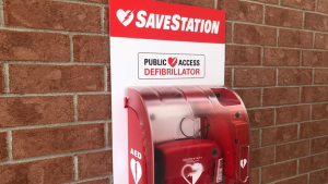 Public AED,s save lives